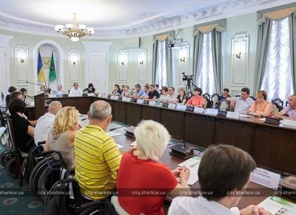 В Харькове проверят доступность больниц и поликлиник для маломобильных групп
