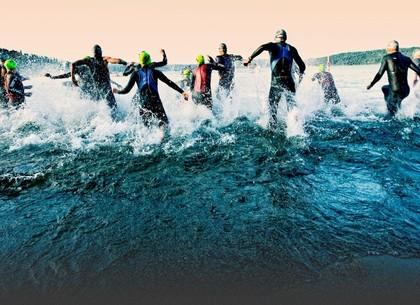 На выходных в Харькове пройдут соревнования по триатлону
