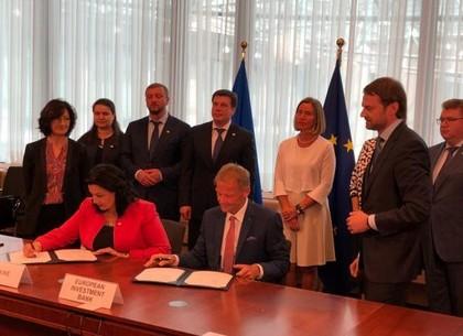 На саммите в Брюсселе подписали соглашение на 75 млн евро для безопасности украинских дорог