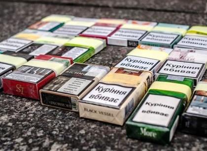 Сигареты и алкоголь в Украине продолжают дорожать