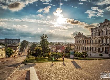 Прогноз погоды в Харькове на четверг, 12 июля