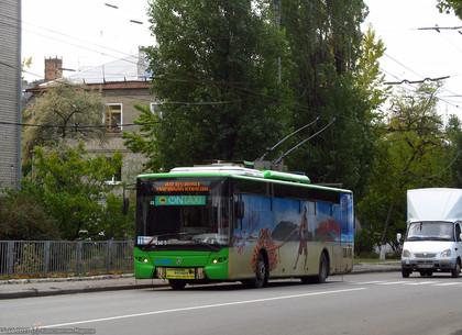 Троллейбусы на Баварии снизят скорость