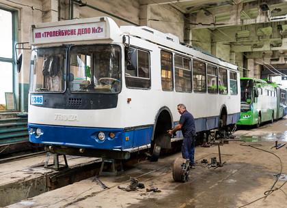 Город купит 120 новых троллейбусов за деньги ЕБРР