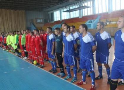 Диканевская колония выиграла Межрегиональный финал по мини-футболу