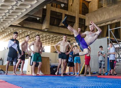 Паркур-фестиваль «Prokach Days» в Харькове