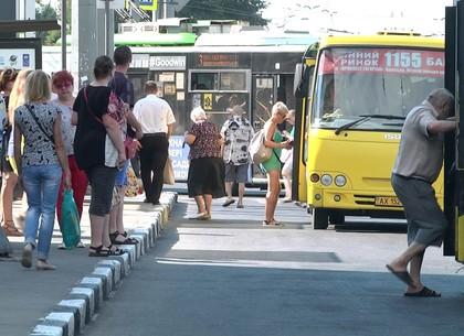 Водителей маршруток штрафовали за нарушение правил остановки
