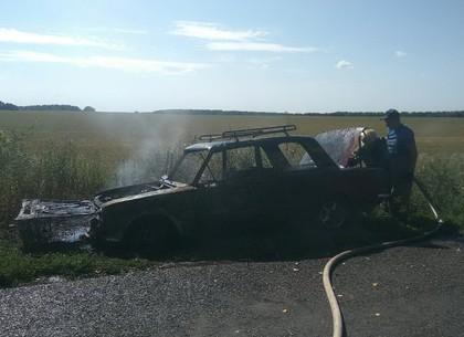 В «копейке» загорелся газовый баллон: водителя с ожогами увезли в больницу (Обновлено, ФОТО)