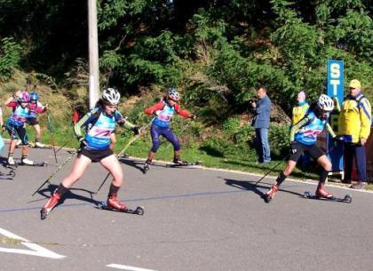 Харьковчане - вице-чемпионы Украины по летнему биатлону
