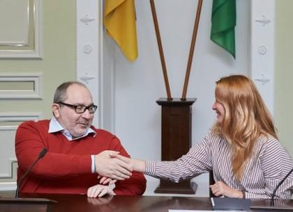 Харьков первым в Украине начал проект «Smart Сity UA»