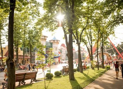 Летние выходные в парке Горького: программа