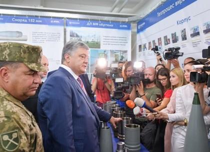 Порошенко: Слова «Слава Украине! Героям слава!» будут официальным приветствием ВСУ