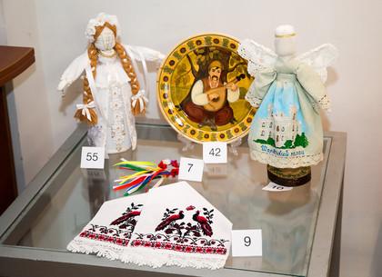 В Харькове открылась выставка-конкурс «Слобожанське розмаїття»