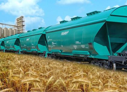 В течение июля-августа Южная железная дорога перевезла почти 500 тыс. Тонн зерна нового урожая