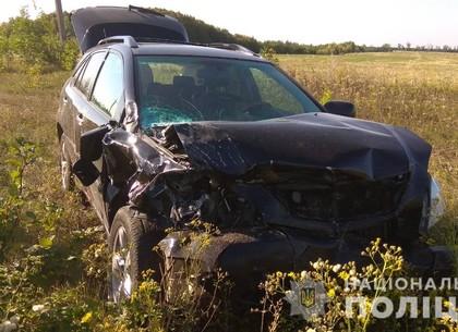 На Старосалтовском направлении Lexus столкнулся с «копейкой»: трое погибших (Обновлено, ФОТО)