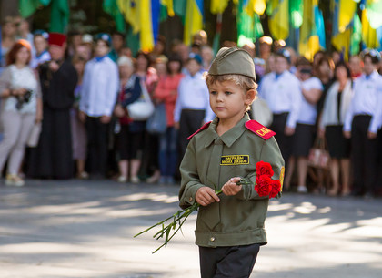 На Мемориале Славы почтили память освободителей Харькова