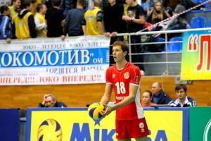 Харьковские волейболисты по-своему решили отпраздновать День Города