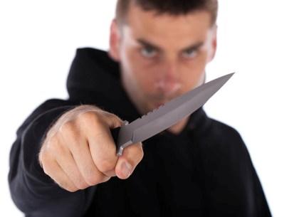 В Мелитополе задержан преступник, напавший на харьковчанина