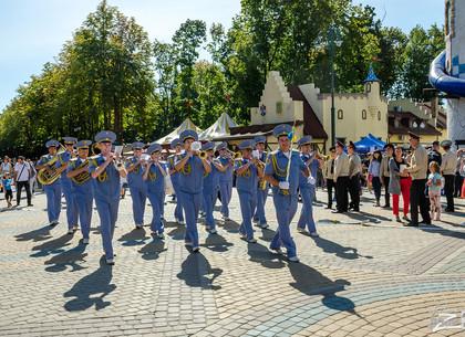 Харьковские спасатели в свой праздник устроят шоу в парке Горького
