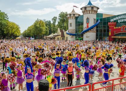 В Харькове прошла Спортивная ярмарка «Харьков – спортивная столица»