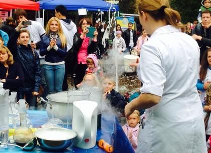 В субботу в Харькове пройдут научные пикники