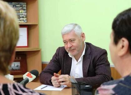 Счетчики тепла, благоустройство территорий - вопросы, которые поднимали жители на личном приёме первого вице-мэра Игоря Терехова