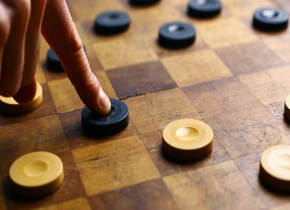Маленькая харьковская шашистка - сильнейшая в мире