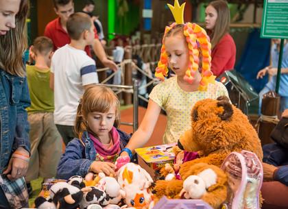 Праздник забытых игрушек в парке Горького