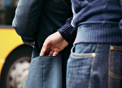 Харьковские полицейские оперативно задержали очередного карманника