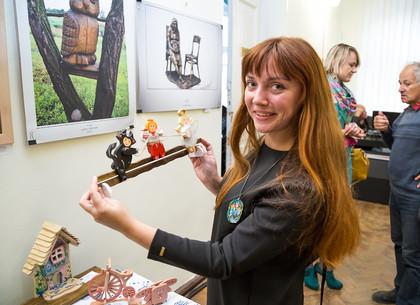 В Харькове открылась выставка «M.Art»