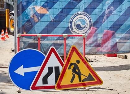По Ново-Баварскому проспекту проведут ремонтные работы на магистрали водоснабжения