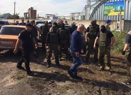 Стрельба и драка под Харьковом: рейдерам придется подождать за решеткой (ВИДЕО)