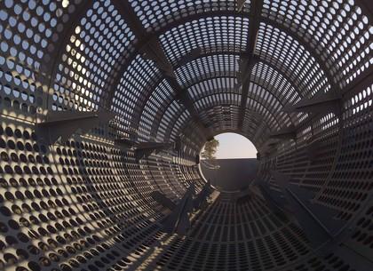 На будущий мусороперерабатывающий комплекс, что строит Харьков в Дергачах, прибыло оборудование