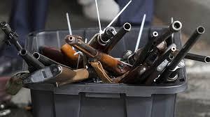 Три ствола на «брудершафт» (ФОТО)