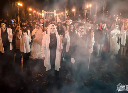 Хэллоуин в парке Горького будут праздновать неделю: ПРОГРАММА