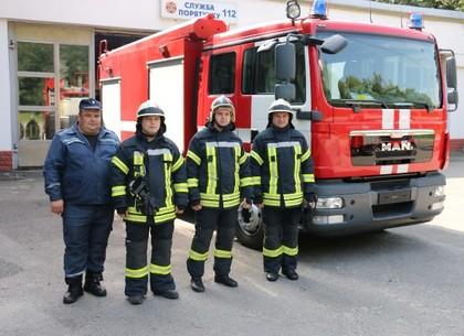 Команда харьковских спасателей заняла 3-е место на чемпионате по борьбе самбо среди силовых структур