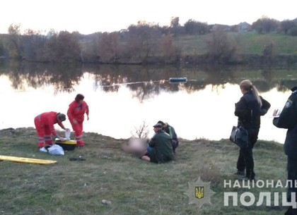 16-летний парень утонул  на рыбалке