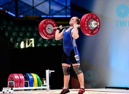 Харьковские тяжелоатлеты завоевали серебро и бронзу Чемпионата Европы