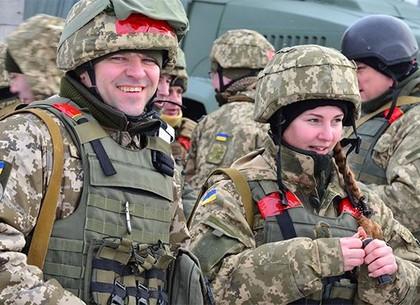 Теперь в армии - равноправие мужчин и женщин