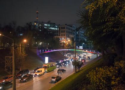 Харьков вечером (ФОТО)