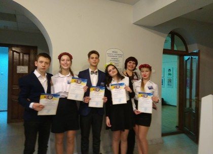 Харьковские географы достойно представили Первую столицу в Полтаве (ФОТО)