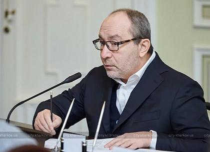 Геннадий Кернес: До конца недели тепло должно быть во всех жилых домах Харькова