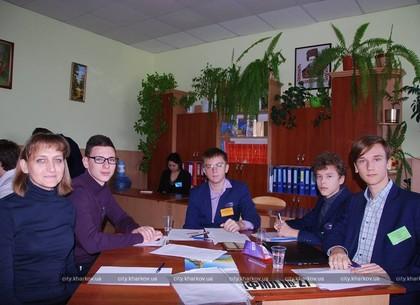 В Харькове куется будущее химии: первостоличники стали призерами финального этапа Всеукраинского турнира (ФОТО)