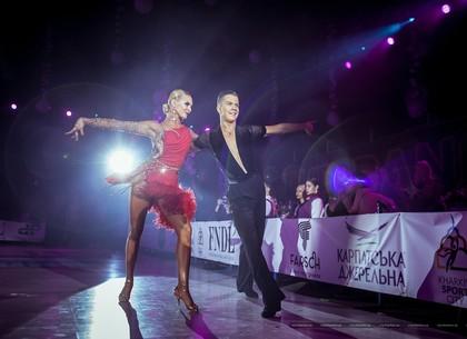 В Харькове прошел очередной Международный фестиваль спортивного бального танца (фото)