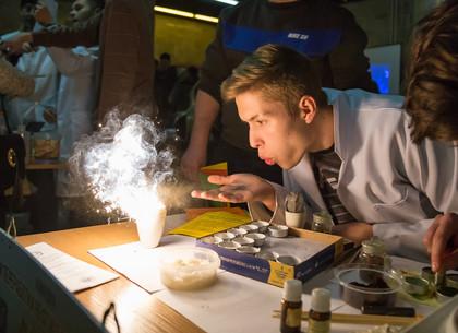 В Харькове прошел фестиваль науки «Science is FUN!»