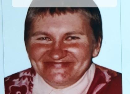 Под Харьковом пропала женщина с инвалидностью (ФОТО)
