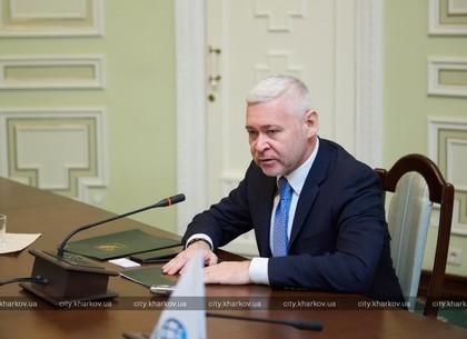Игорь Терехов встретился с представителями Мирового банка
