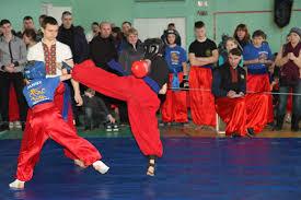 В Харькове проходят состязания Чемпионата мира по казацкому бою