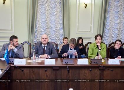 Два десятка дипломатов ЕС изучали социально-экономическую ситуацию в Харькове (ФОТО)