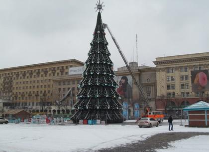 Харьков готовится к встрече Нового года