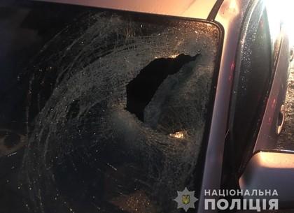 На Салтовке насмерть сбит перебегавший дорогу пешеход (ФОТО)